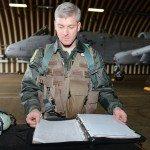 Maj. (Dr.) Jeffrey Woolford