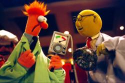 Beaker & Bunsen prove the Big Bang