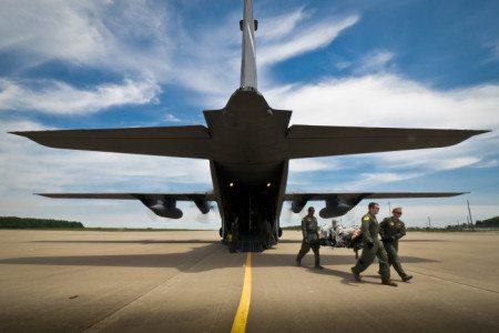 Aeromedical Evacuation by C-17