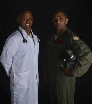 Capt (Dr) Dave Prakash