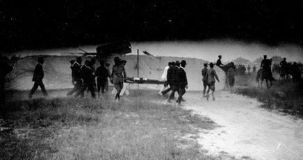 Orville Wright Injured