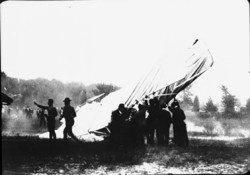 First Fatal Mishap in Powered Flight – Orville Wright & Lt Selfridge
