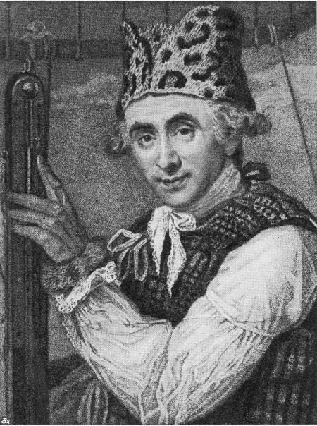 Dr John Jeffries (1745 - 1819)