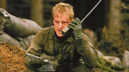 Owen Wilson in Behind Enemy Lines