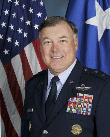 Gen. Stephen T. Sergeant