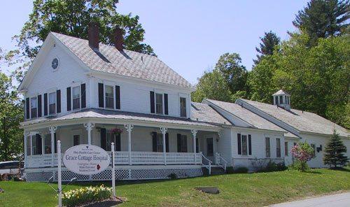 Go Flight Medicine Grace Cottage Hospital