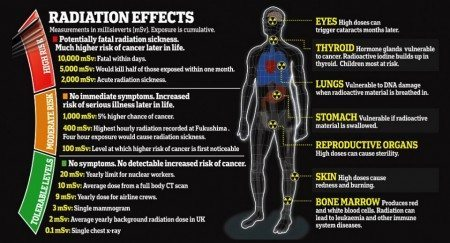 Health Effects of Ionizing Radiation