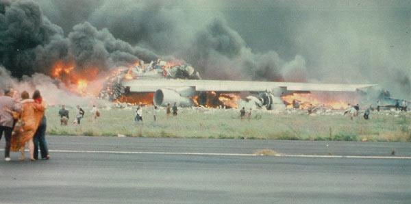 1977 Tenerife Disaster