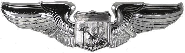 army astronaut badge - 600×172