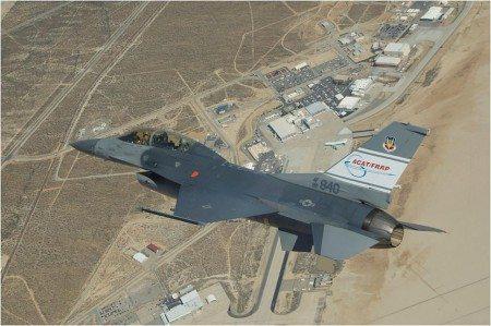 F-16D, GCAT Testing