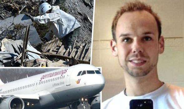 Andreas Lubitz, Co-Pilot of Germanwings 9525