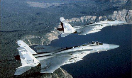 OR ANG F-15's