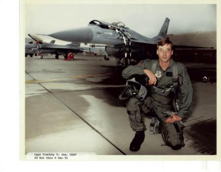 Brigadier General Timothy Jex